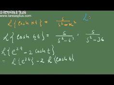 Transformada de laplace de la función coseno hiperbólico