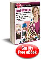 #knitting and #crochet Red Heart Yarn eBook