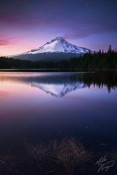 Volcanic Twilight III by Alex Noriega