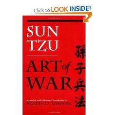 Art of War: Strategy for Life.