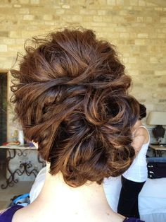 Wedding hair updo <3 Visit www.makeupbymisscee.com for tips and how to's on hair, beauty and makeup