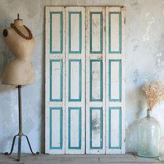 One of a Kind Vintage Petite Doors