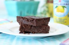 I Can't Believe These Are Healthy Brownies! | Brit + Co.