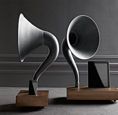 iPad® Gramophone by Restoration Hardware $299