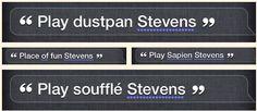 Siri doesn't like Sufjan Stevens