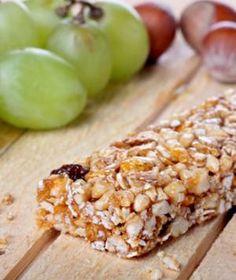 energy bars, healthy snacks, granola bars, healthi eat, bar recipes