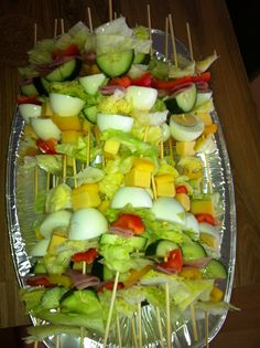 Salad for bbq party