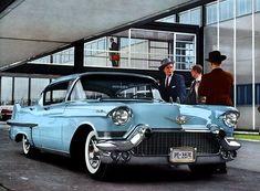 Plan59.com :: Classic Car Photos :: 1957 Cadillac Sedan de Ville