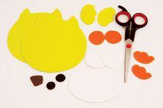 Capa de caderno em EVA - Portal de Artesanato - O melhor site de artesanato com passo a passo gratuito