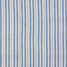 Gent's Stripe Light Indigo