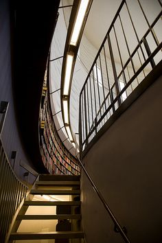 City Library, Stockholm by Erik Gunnar Asplund 1918-28