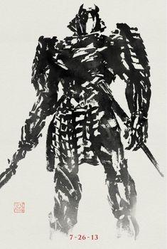 The Wolverine #movie #poster #movieposter