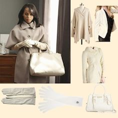Style Stalker: Olivia Pope's Fashion From Season 1 and 2