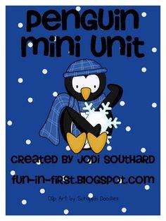 Penguin Mini Unit... FREE