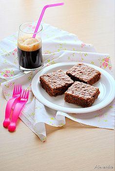 Express κέικ σε 10 λεπτά ή μήπως υπέροχα Brownies σε 6;