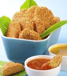 My Vegan Cookbook -Chickie Nuggets