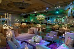 By David Kurio Designs | Texas Floral & Event Designers #Luxury #Wedding #Design #Reception