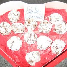 Alsatian Chocolate Balls Allrecipes.com