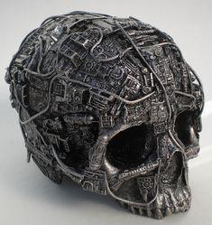 Designaside » Richard Symons Techno art
