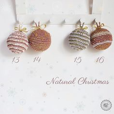 Crochet #Christmas #