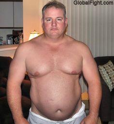 big beefy muscle rassler