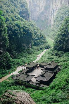 Wulong, Chongqing, China