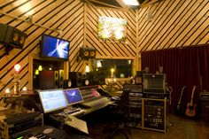 Great Design. #music #studio.