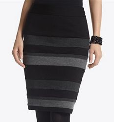 you can dress this up or down and rock it so many ways! lovin this skirt