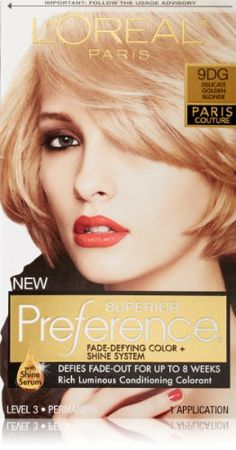 Reviews Loreal Haircolor Rose Gold Blonde 8rg 2015 | Personal Blog