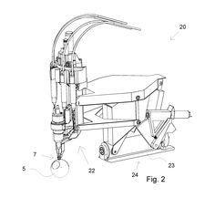 WO2011040813A1 SURGICAL ROBOT, INSTRUMENT MANIPULATOR, COMBINATION OF AN OPERATING TABLE AND A SURGICAL ROBOT, AND MASTER-SLAVE OPERATING SYSTEM