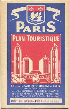 My fragrance collection paris on pinterest annie sloan for Carte touristique de paris