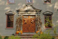 Front Doors. A Primitive Place magazine