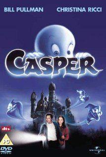 Casper film, casper, friend ghost, ghosts, kids, childhood, kid movies, halloween movies, christina ricci