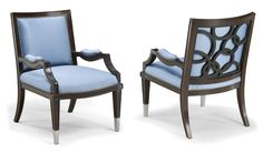 Edward Ferrell + Lewis Mittman - Grenelle Lounge Chair