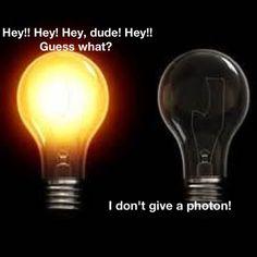Hehe science puns.