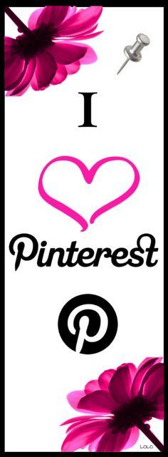 I ♥ Pinterest!