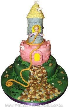 Specialised Celebration Cakes - Girl's Birthday Cakes £95