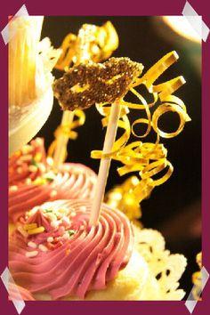 Masquerade Cupcakes