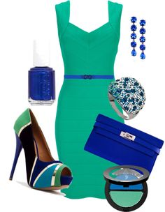 Dinner Date, created by kaymeans06 on Polyvore