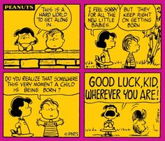 #Lucy + #Linus #Peanuts
