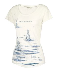 Large image of Kezia Let The Sea T-Shirt