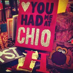 You had me at Chi O