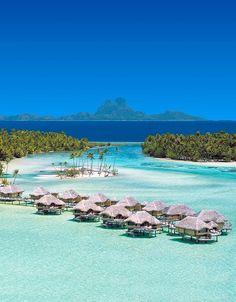 Islands of Tahiti..