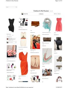 How to Save a Copy of your Pinterest Boards as a PDF...