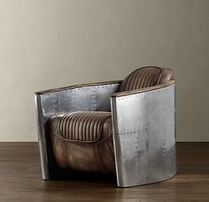 Aviator Chair (4 pics) - My Modern Metropolis