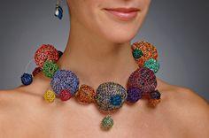 Joan Dullas' wire crochet....love it!