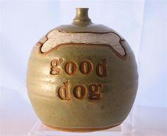 Treat Jars on Pinterest   Jars, Ceramics and Bones