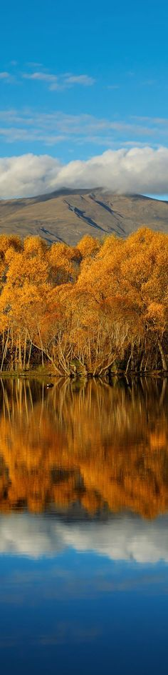 """Autumn in Arrowtown - from the Exhibition: """"Cropped for Pinterest"""" - photo from #treyratcliff Trey Ratcliff at http://www.StuckInCustoms.com"""