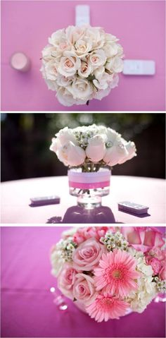 Pink Baby Shower Intertwined Events
