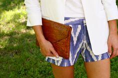 dressing up shorts